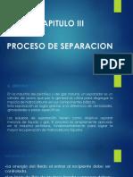 Cap III Proceso de Separacion Del Gas Natural