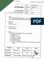 SOP Pengelolaan Produk Psikotropika ( 1 Oktober 2014)