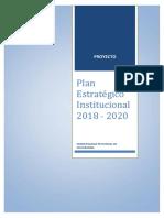 Propuesta de PEI-