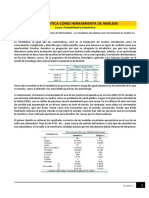 Lectura - La Estadística Como Herramienta de Análisis m5_proes