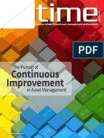 The Pursuit of Continuous Improvement in Asset Management