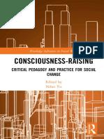 Consciousness- raising