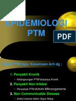 6. EPIDEMIOLOGI PTM