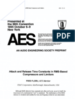 Attack and Release Time Constants II