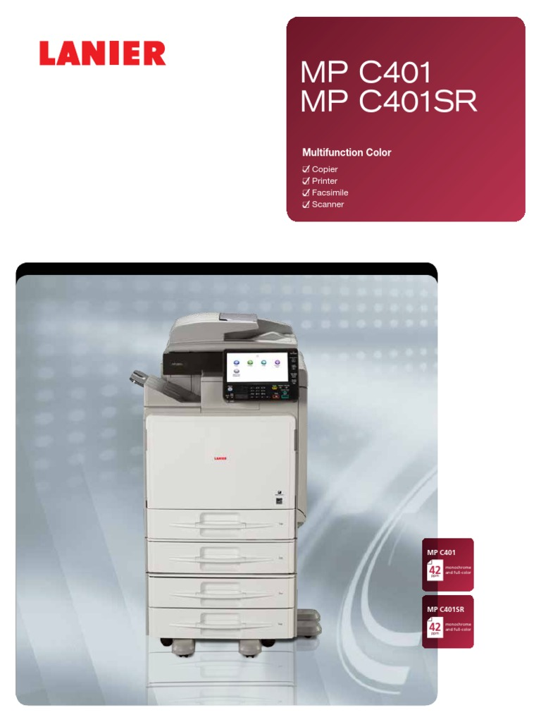 mpc401 | Image Scanner | Printer (Computing)