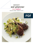 Meal Planner 03-19-18