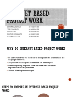 Internet Based-project Work