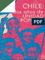 Chile. Dos Años de Unidad Popular