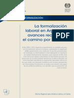 OIT2014-Informalidad en Argentina
