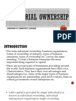 Industrial Ownership