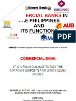 Commercial Banks in the Philippines