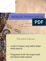BIOELEKTROMAGNETIK