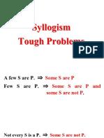 Syllogs Rules