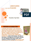 effectivelessonplanning-140618064410-phpapp01