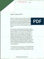 Jacques Lacan - Seminar 21 - Les Non Dupes Errent (Part 2)