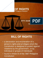 Art III - Bill of Rights