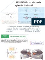 Reglas Kirchhoff-3ejemplos Resueltos SEARS