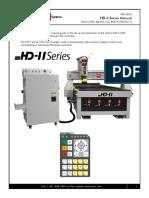Techno HD II NK 105 G3 Manual
