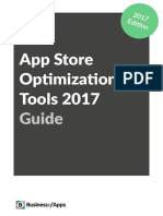 App Store Optimization Tools 2017 Guide