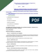 Ley Del Sistema Financiero Ley 26702 Spij