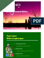 etika lingkungan