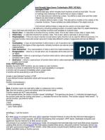 Web Development Through Open Source Technologies