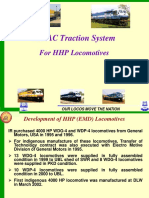 AC-AC Traction System