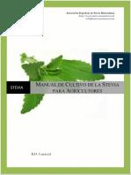 Guia Del Cultivo Doméstico de La Stevia