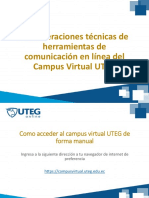 UTEG CV Requerimientos Tecnicos Herramientas