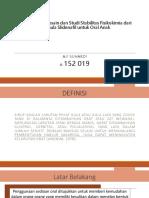 Bedah Jurnal Desain dan Studi Stabilitas Fisikokimia dari Formula Slidenafil untuk Oral Anak.pptx