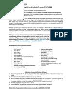 Informasi FGP Papuan 2018