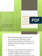 Bacterial Serological Tests