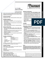 Dr.fixit Pidicrete_CF BRL
