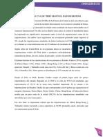 Exportaciones de Uva de Perú
