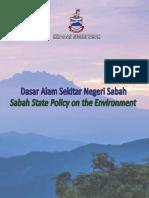 Sabah Env Policy