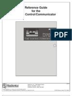 manual radionics 7024