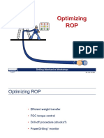 Drilling Mechanics_7 Optimizing ROP