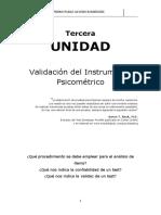 UNIDAD III Y IV