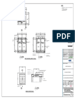 GF1508-SCSN-03-TD-022B Main Station _ Security Building Septic Tank Details Plan, Section and Details