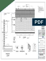 GF1508 SCSN 03 TD 005 008B Fence Details Type 8