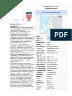 República de Croacia