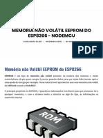 Memória Não Volátil EEPROM Do ESP8266 - NodeMCU