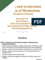 Unit 3velandacclnanalysis Graphicalmethod 130404060343 Phpapp02 (1)