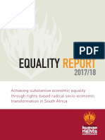 SAHRC Equality Report 2017_18