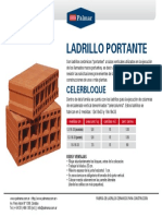 LADRILLO PORTANTE