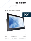 Td Dfu Rs232-Protocol v4-1 Ascii-Format 20150901