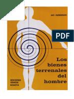 Huberman Leo 1936 - Los Bienes Terrenales Del Hombre