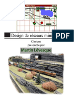 Clinique Design Reseau Miniature