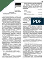 D.U. N° 001-2014 - DISPONIBVILIDAD DE cts 100%