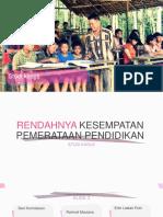 Ppt-bpb-studi Kasus Masalah Pemerataan Pendidikan-2 Reguler